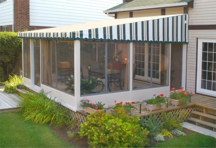 Screened Patio Enclosures | Patio Room Kits In Canada | The Polaria Picture  Gallery