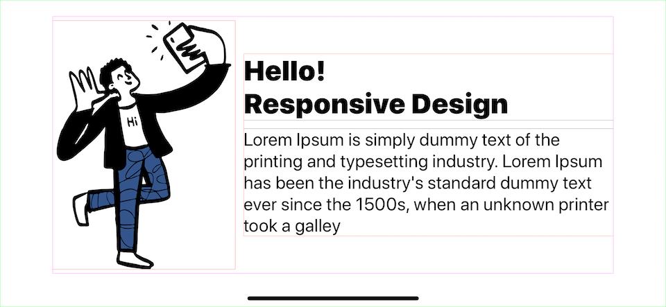 Final design layout