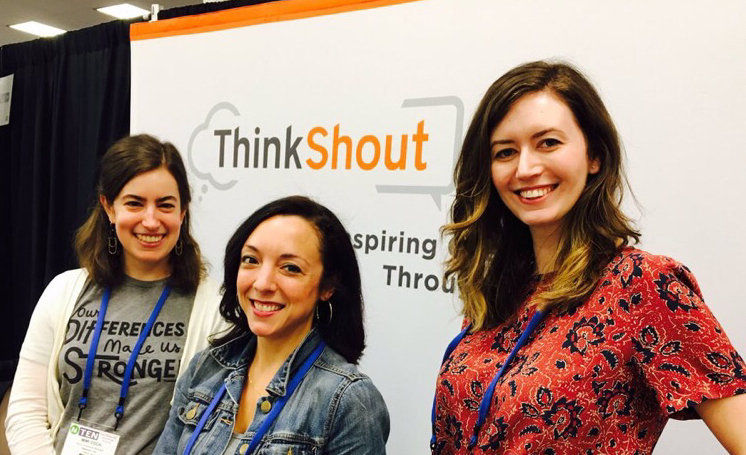 Thinkshout loves conference season!