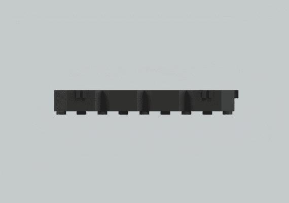 Endura-Grid Plastic Hardstanding Side