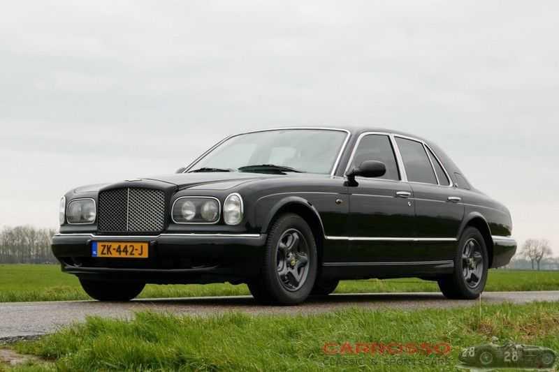 Bentley Arnage GREEN LABEL afbeelding 17