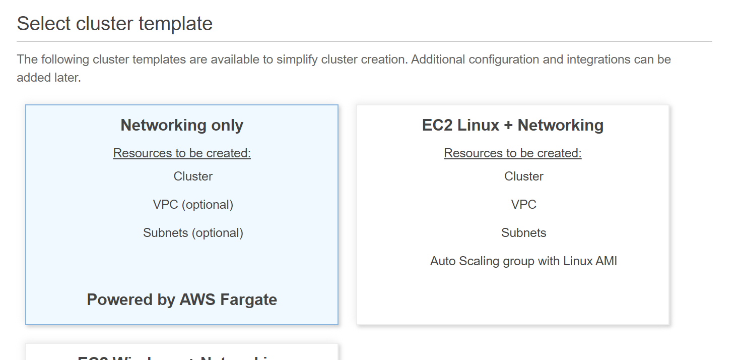 AWS Networking Only