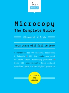 The cover of Kinneret Yifrah's Microcopy: The Complete Guide