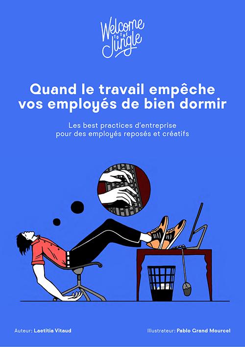 Quand le travail empêche vos employés de bien dormir