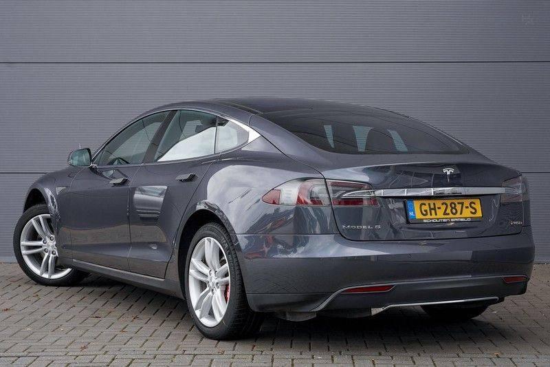 Tesla Model S 85D Performance 700pk Free Charging Pano Leer afbeelding 9