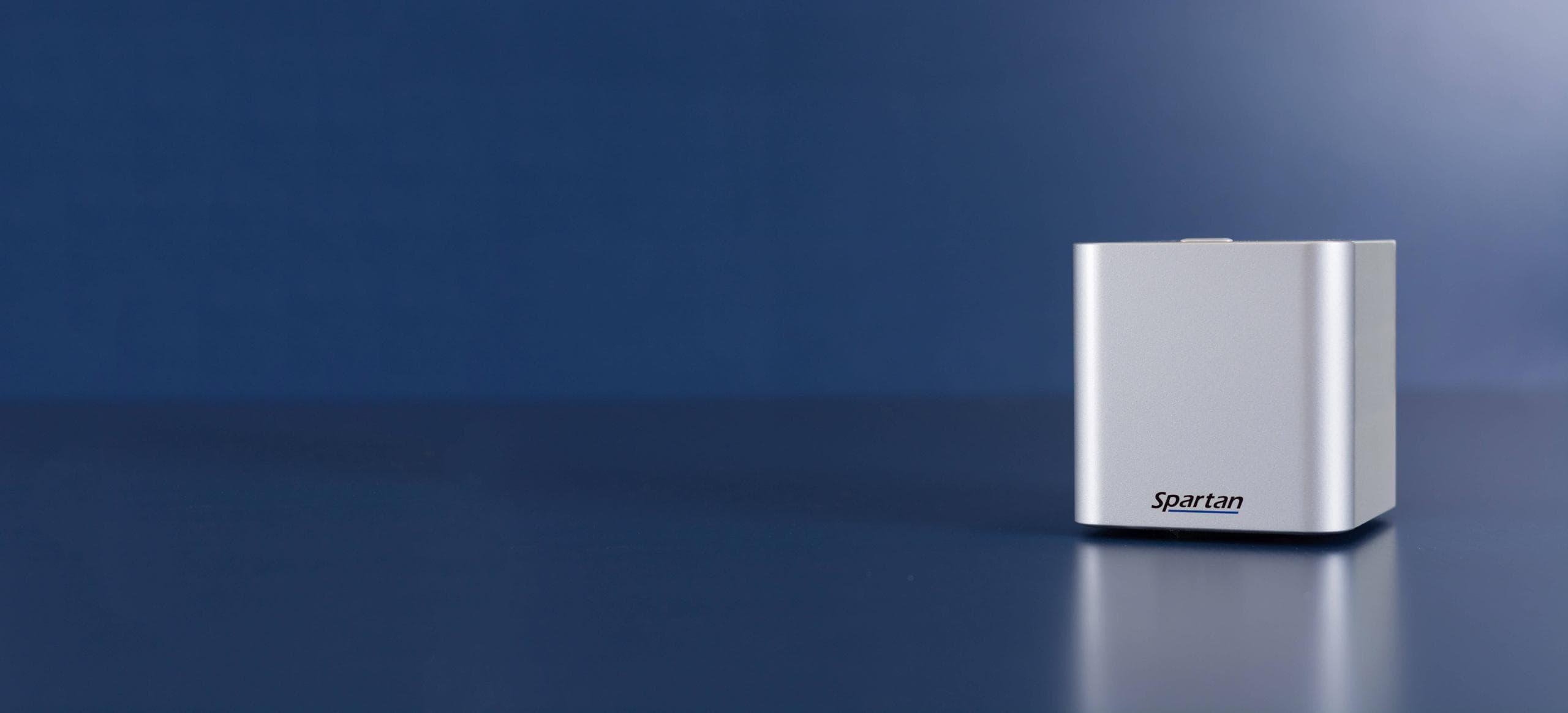 The Spartan Cube