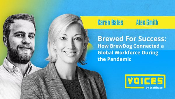 Brewed For Success: How BrewDog Connected a Global Workforce During the Pandemic
