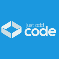 Just Add Code logo