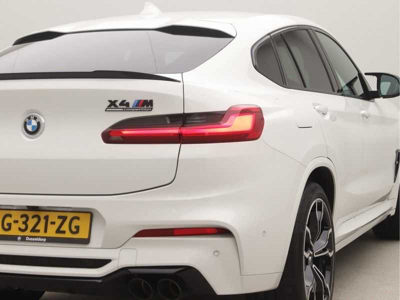 BMW X4 M Competition afbeelding 23