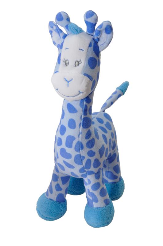 "The Petting Zoo: 14"" Baby Giraffe"