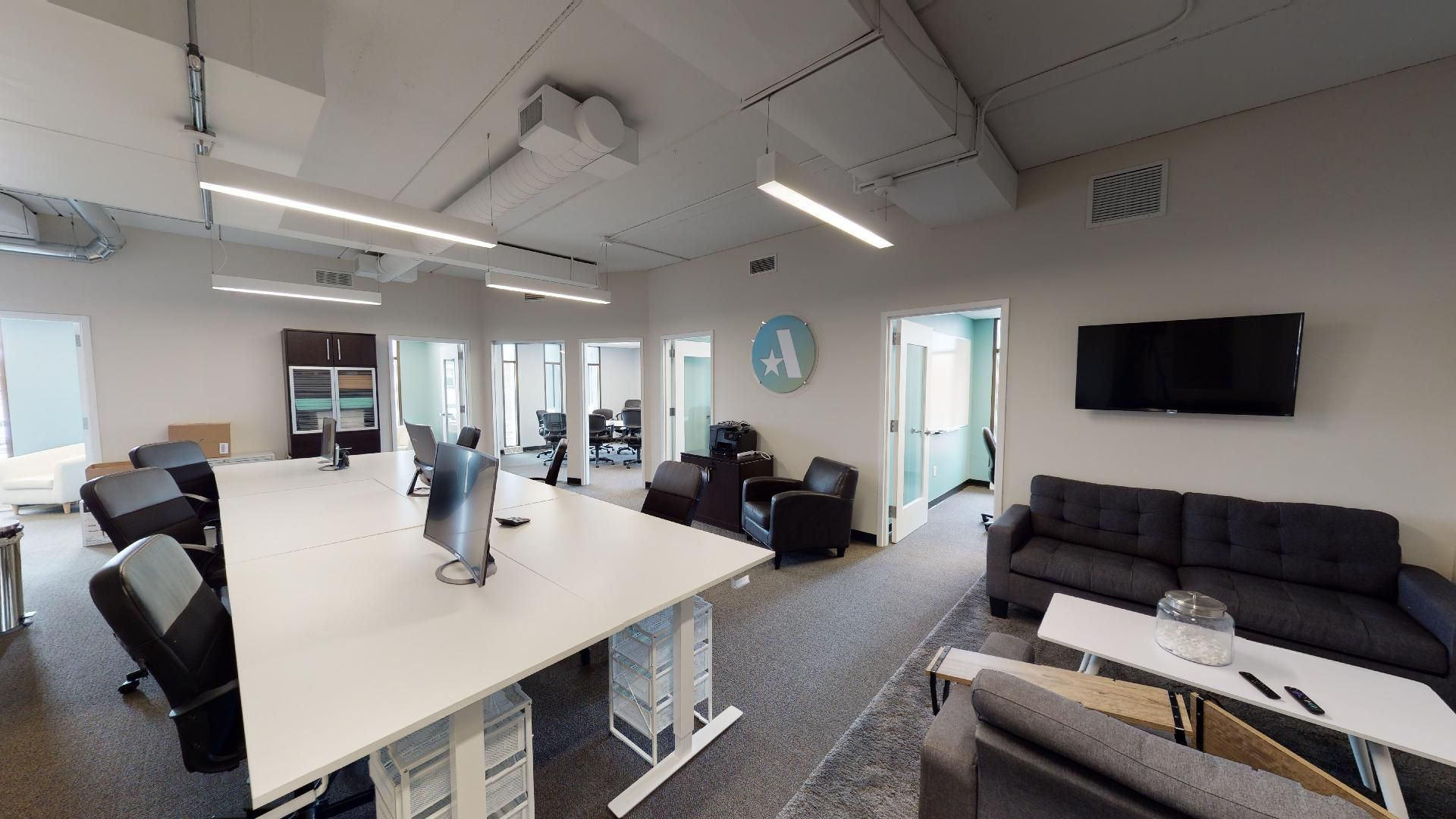 Interior of new Accessible360 office