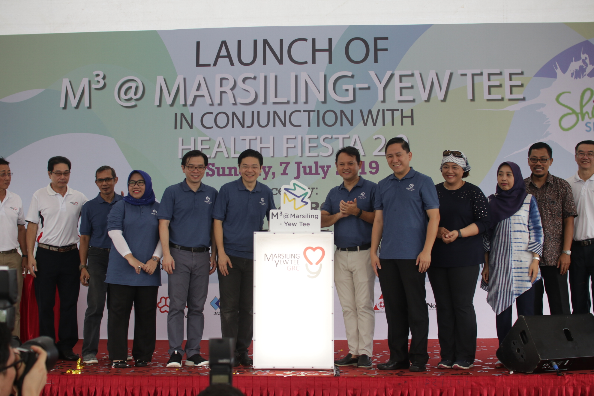 M³ Marsiling-Yew Tee Launched