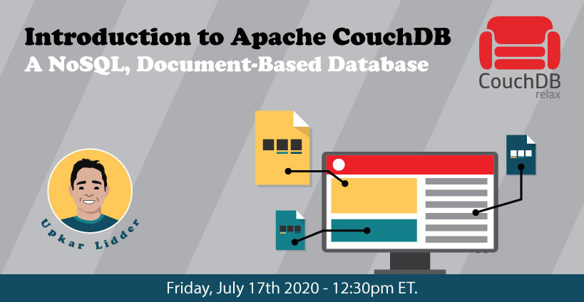 Banner for Introduction to Apache CouchDB