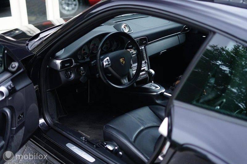 Porsche 911 997 3.6 Turbo   sport chrono afbeelding 13