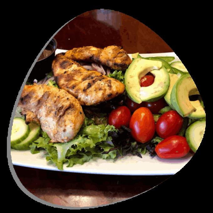 WoodFired PizzaPie - Salads
