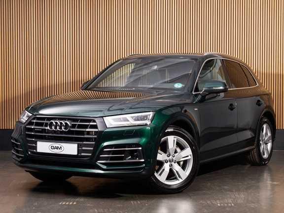 """Audi Q5 55 TFSI e quattro 19"""",Pano,Leder"""
