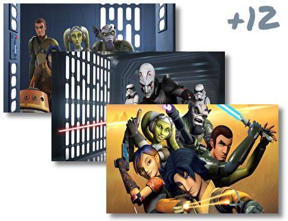 Star Wars Rebels theme pack
