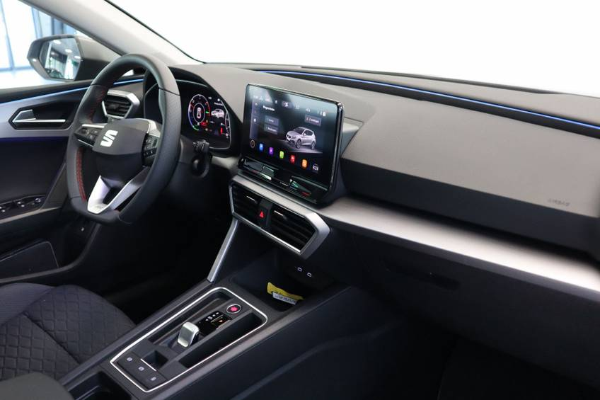 SEAT Leon 1.4 TSI eHybrid PHEV FR Business Intense TECH Navigatie Clima Cruise PDC 18`LM 204PK! afbeelding 29