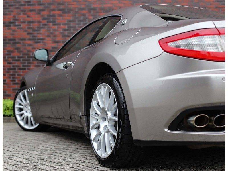 Maserati GranTurismo 4.7 S *Dealer onderhouden*Memory*Vol!* afbeelding 15