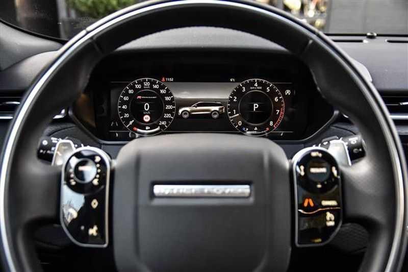 Land Rover Range Rover Velar P250 NP.119K R-DYNAMIC BLACK PACK+PANO.DAK afbeelding 23