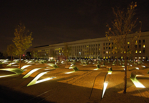 The Pentagon Memorial