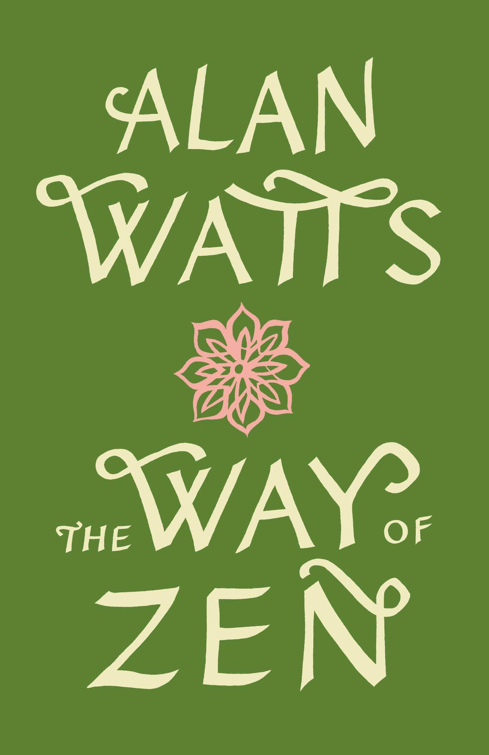 The cover of The Way of Zen