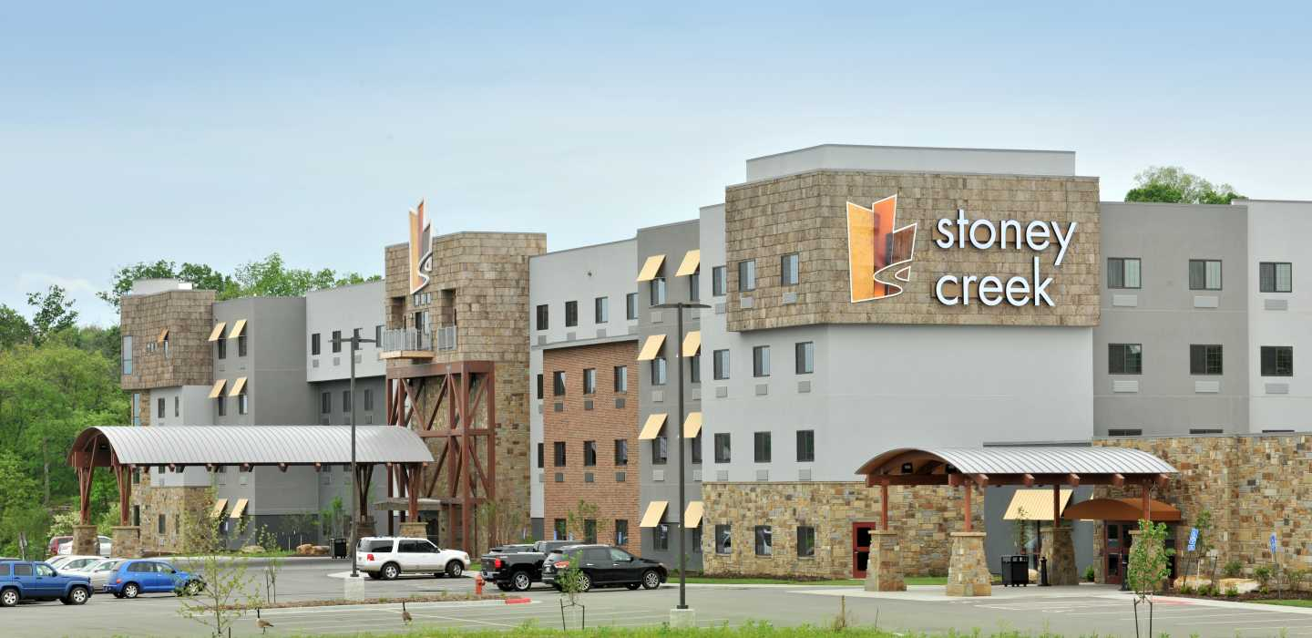 Exterior of Stoney Creek Kansas City