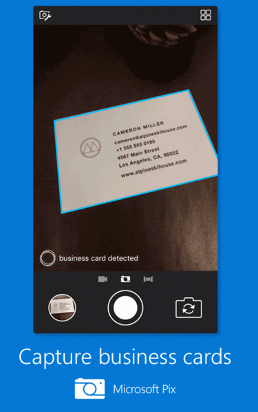 How To Scan Business Cards Into Microsoft S Email Ecosystem