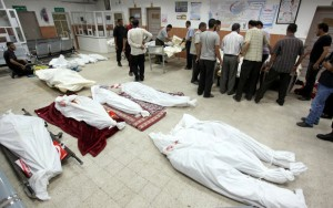 Stocks rise for Israeli drone-maker as Gaza slaughter continues