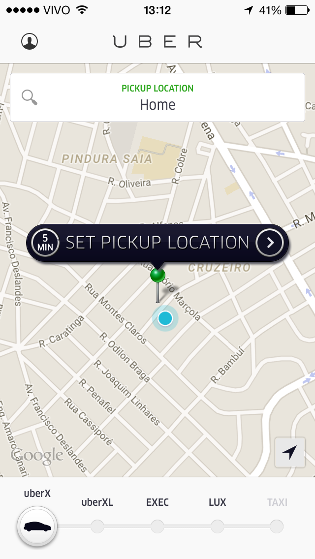Uber may have been Hacked