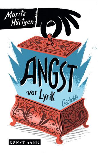 Angst vor Lyrik von Moritz Hürtgen