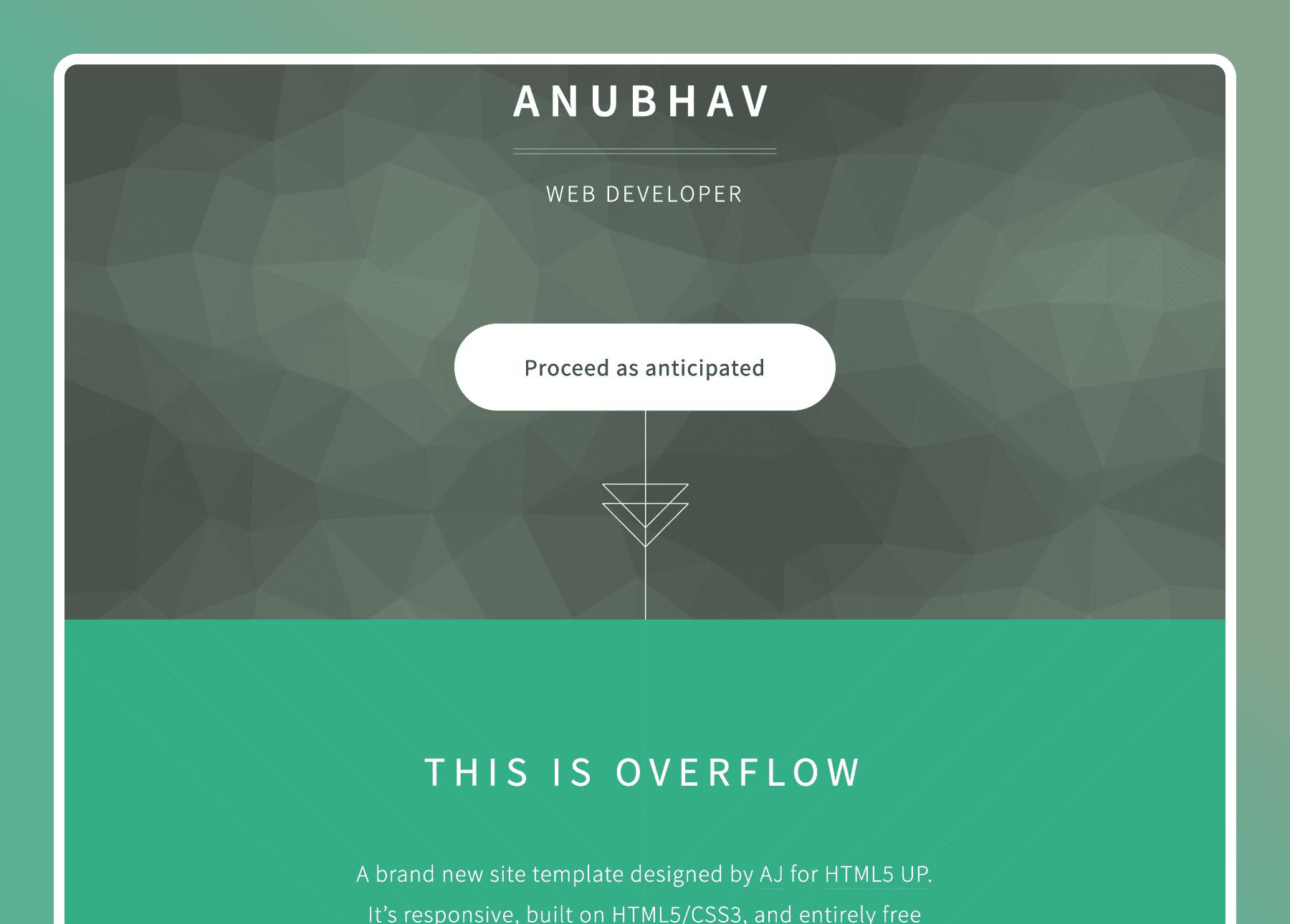 Gatsby Starter Overflow- cover