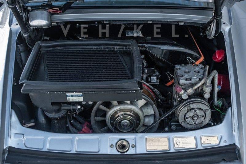 Porsche 911 930 3.3 Turbo Coupé // uitzonderlijk mooie staat afbeelding 17