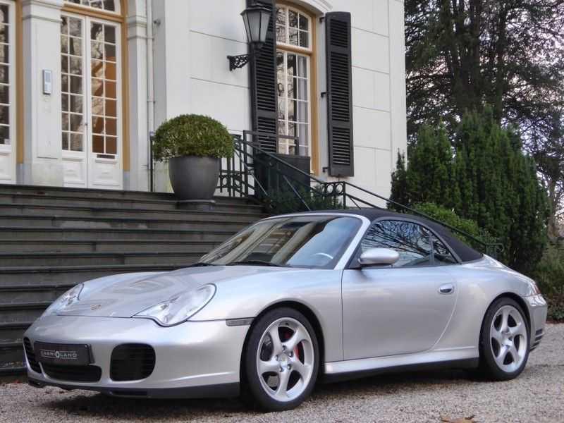 Porsche 911 Cabrio 3.6 Carrera 4S afbeelding 18