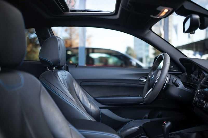BMW M2 Coupé DCT *M-Performance uitlaat / LED stuur / H&K / Comp. velgen* afbeelding 7