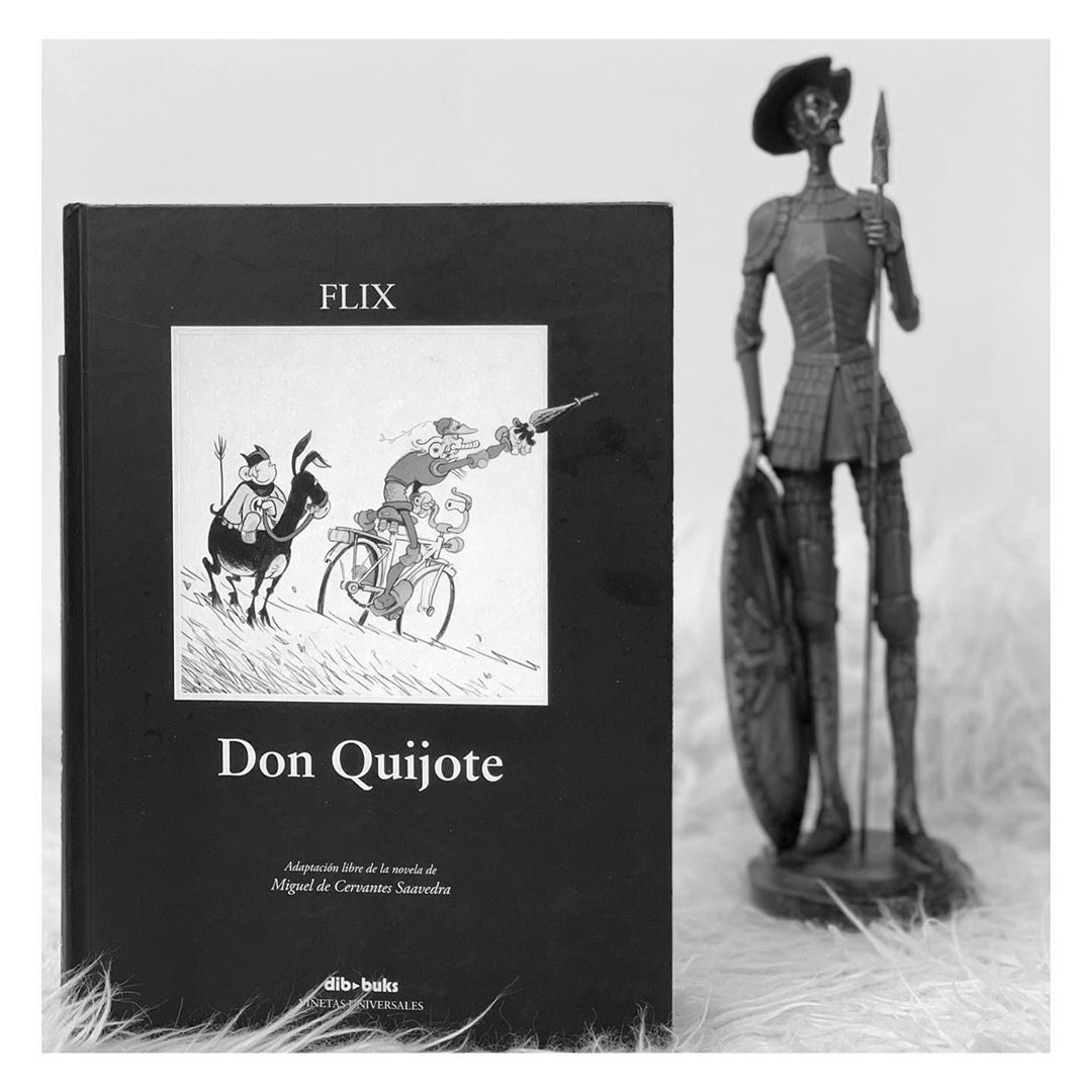 "Imagen de Reseña de ""Don Quijote de La Mancha"", de Don Miguel de Cervantes Saavedra"
