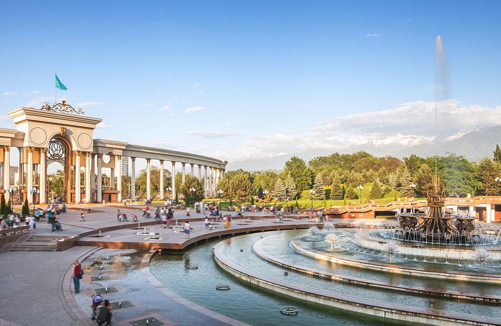 Almaty Guide
