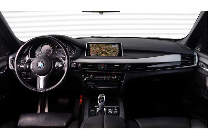 BMW X5 xDrive40d High Executive M Sport 7p. Panoramadak, Head-Up display, Harman/Kardon afbeelding 4