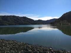 Upper Mangatawhiri Reservoir