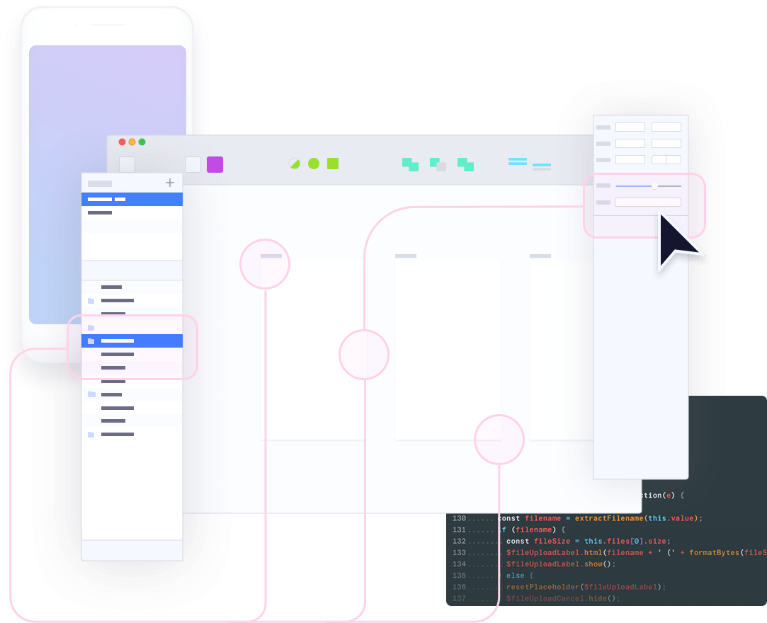Sketch for developers