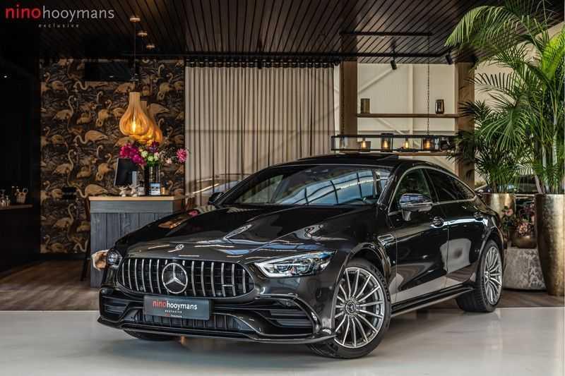Mercedes-Benz AMG GT 4-Door Coupe 43 | Burmester | Panorama | Schakelbare uitlaat | Apple Carplay afbeelding 1