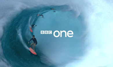 One of the new BBC One idents