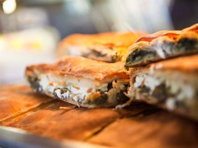 Greek Sailing Tour: What to eat