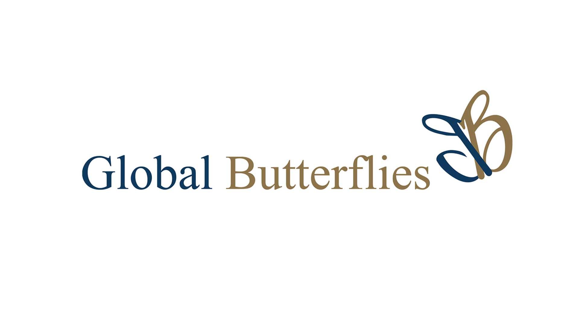 Global Butterflies Logo
