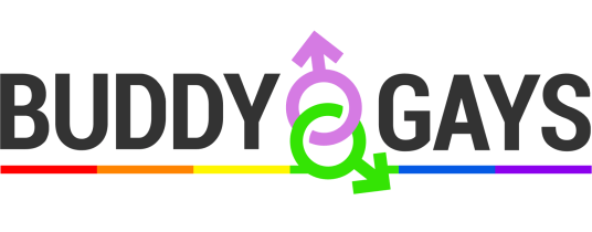 Logo - Best Gay Dating Sites :: BuddyGays