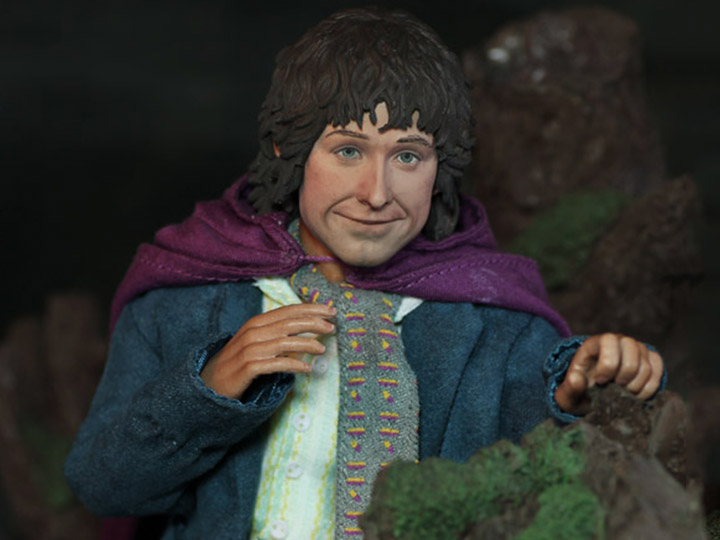Asmus Toys The Lord of the Rings Pippin (Slim Version) 1/6 Scale Figure
