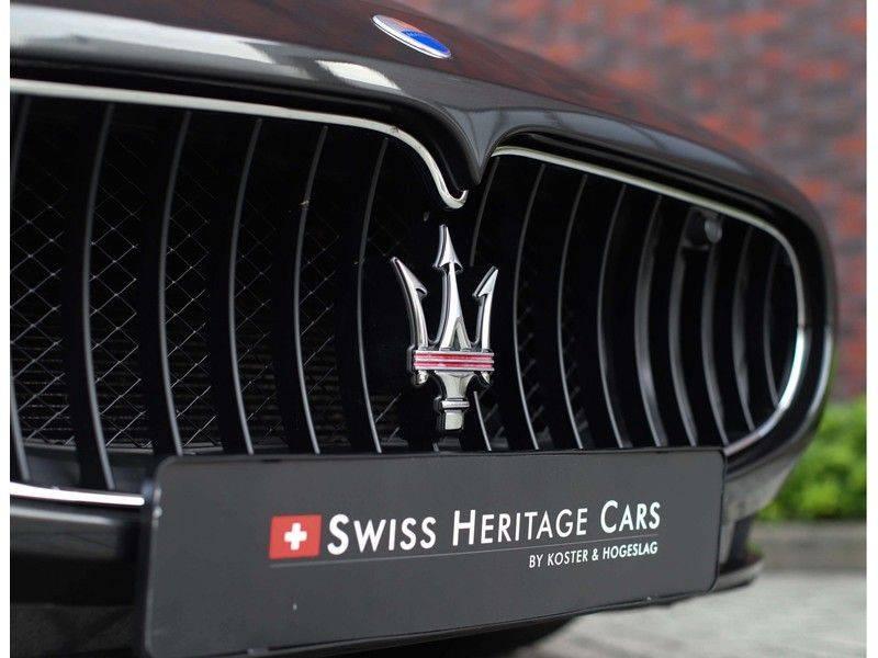 Maserati GranCabrio 4.7S *Grigio Maratta*Bose*Nieuwstaat!* afbeelding 20