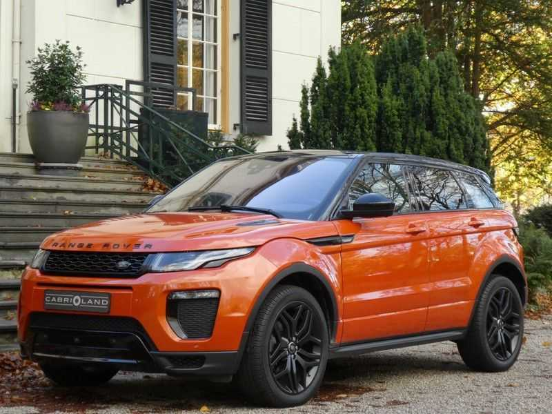 Land Rover Range Rover Evoque 2.0 Si4 HSE Dynamic afbeelding 1