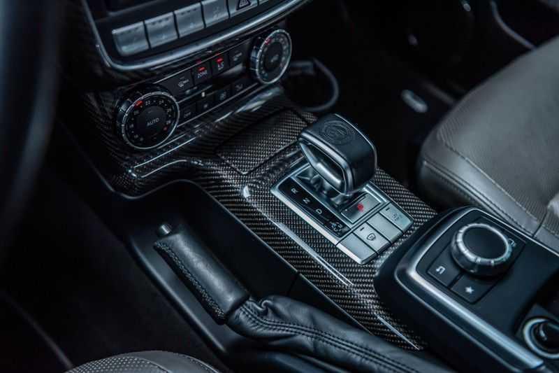 Mercedes-Benz G-Klasse 63 AMG, 571 PK, Full/Black Optiek, Schuif/-Kanteldak, TV, Harman/Kardon, Designo leder, Distronic, 57DKM!!! afbeelding 14
