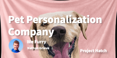 featured image thumbnail for post How I Built A $8K/Month Pet Personalization Company After Missing My Dog